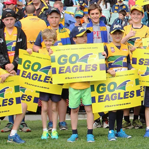 Junior Eagle Membership - (Under 18)