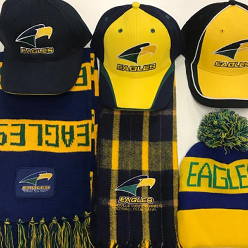 Caps and Scarves